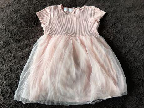 Sukienka_ZARA_rozmiar 110