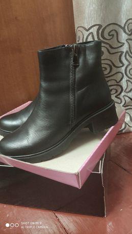Жіноче зимове  взуття