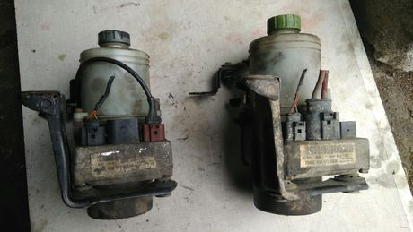 Електро підсильвач керма skoda fabia, koyo VWAD 6QD 423 155AA, 155AD
