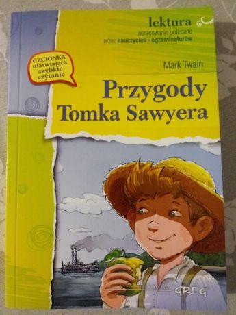 Przygody Tomka Sawyera Greg