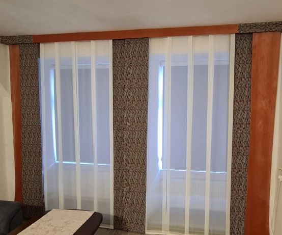 Dekoracje okna panele