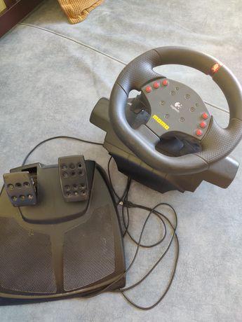 Продам руль logitech momo racing