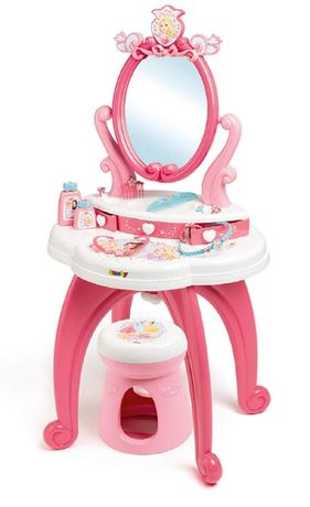 Туалетный Столик smoby 320222 Дисней Принцесса Оригинал