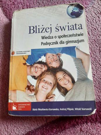 Podręcznik Bliżej świata