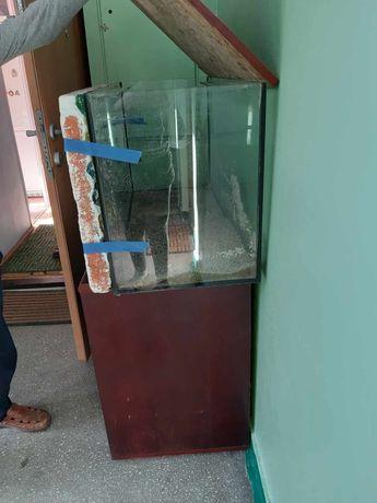 Akwarium 200 litrów
