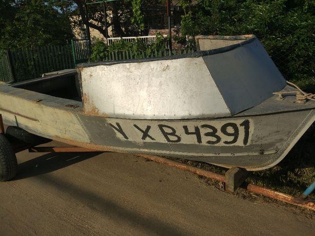 Продам алюминиевую лодку Херсон