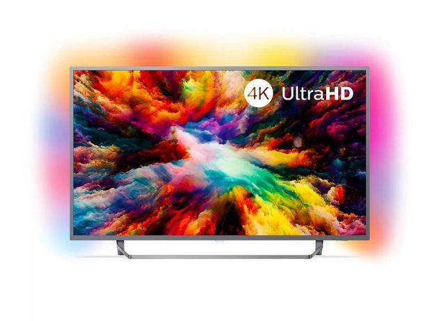 """Telewizor PHILIPS 50PUS7303/12 50"""" LED 4K Android TV Ambilight"""