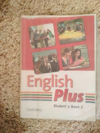Книжка  з англійської мови  English Plus  6 клас