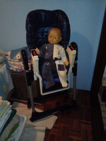 Cadeira de refeição para crianças