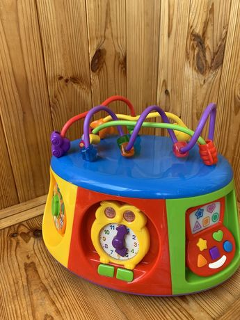 Музичний ігровий розвиваючий центр kiddieland