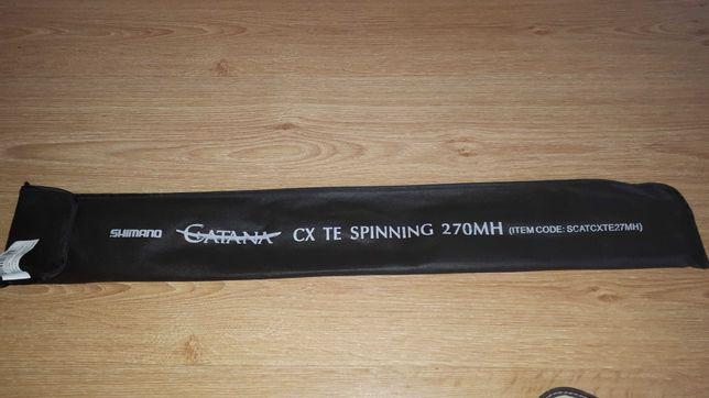 Spining Shimano Catana 270 MH / 14- 40g.