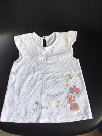 Sukienka bawełna rozm 74-80