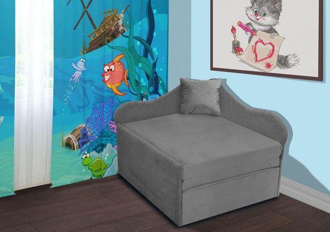 Прекрасный детский диван-кресло Капризуля с усиленным каркасом