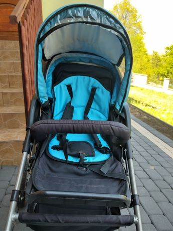 wózek 2w1 plus nosidło i torba