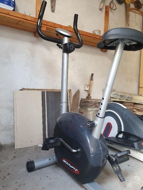 Rowerek do ćwiczeń Bodyfit - domowa siłownia za niewielkie pieniądze