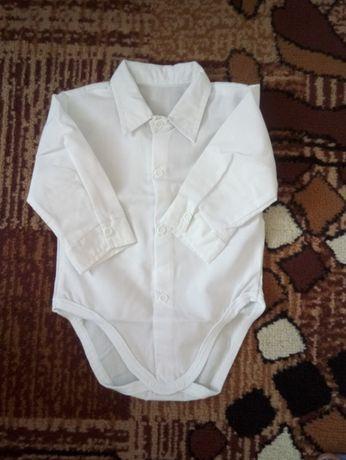 Ubranko na chrzest rozmiar 68