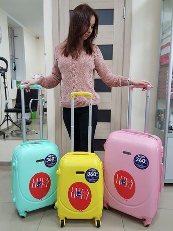 FLY K 310 Польща валізи чемоданы сумки на колесах