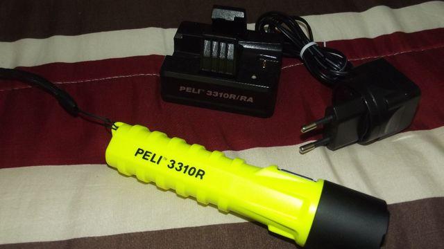 Светодиодный аккумуляторный фонарь PELI 3310R