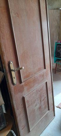 Portas interior madeira