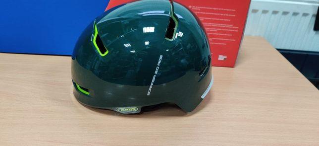 #90 Шлем Abus Scraper 3.0 Ace ivy Green; M 54-58 см