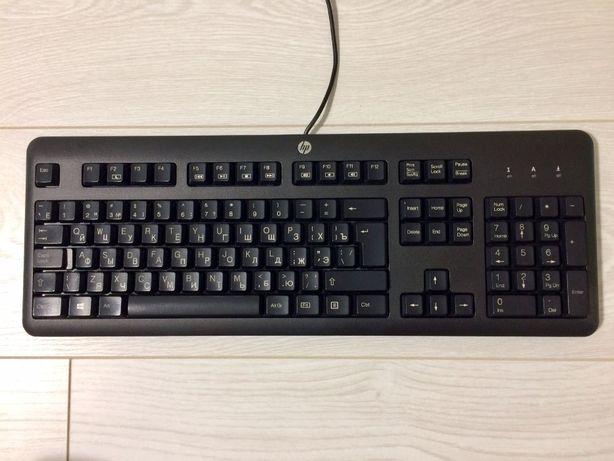 Клавиатура проводная HP USB RUS