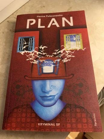 PLAN - Hanna Pułaczewska - kryminał SF + filmy DVD