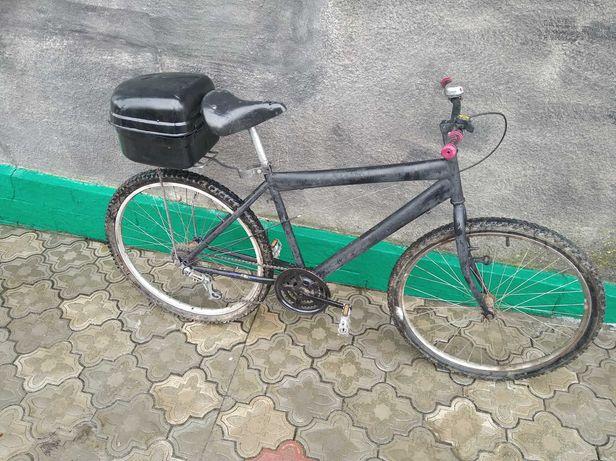Велосипед спортивний продам терміново .