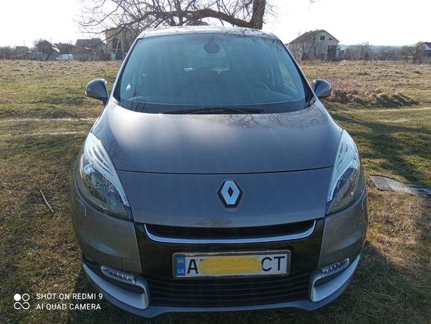 Renault scenic 2012 1.5
