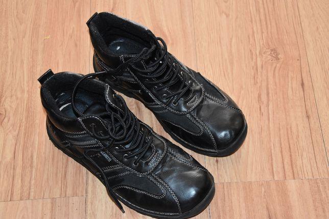 Jesienno zimowe buty męskie roz 44