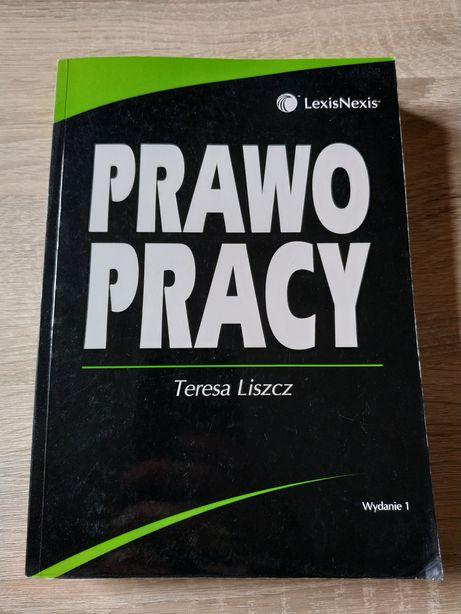 Prawo pracy, LexisNexis, Teresa Liszcz