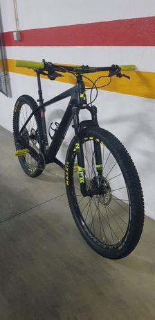 """Bicicleta Cube Reaction GTC SL 29"""" Carbono"""