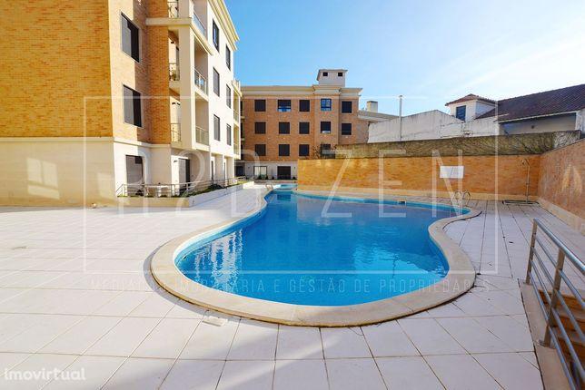 RWPR - Apartamento T2 com piscina a 100 metros da praia