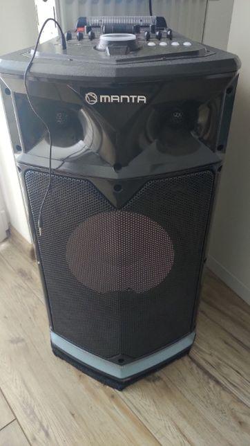 Głośniki do Karaoke i imprez domowych Manta SPK5036