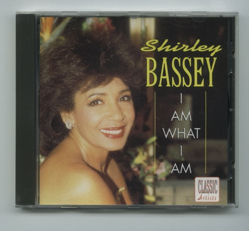 3 CD's - Shirley Bassey (2) e Rita Coolidge (1)