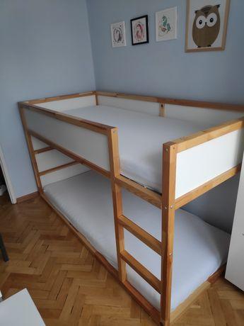 Sprzedam łóżko piętrowe IKEA KURA
