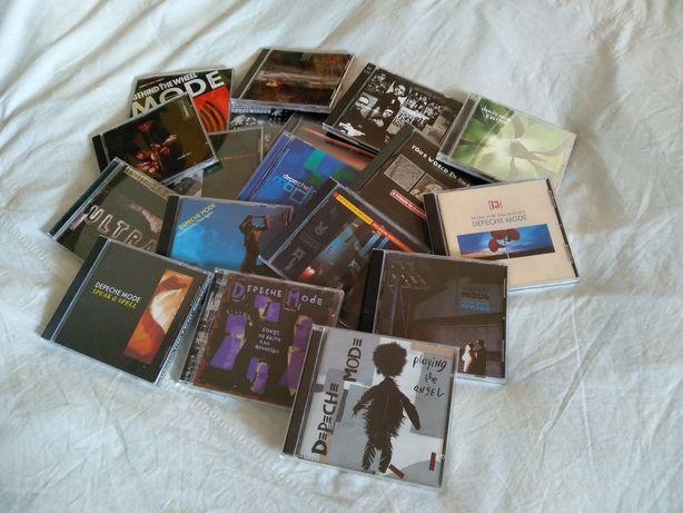 "CD диски ""Depeche mode"" аудиоформат из Германии!"