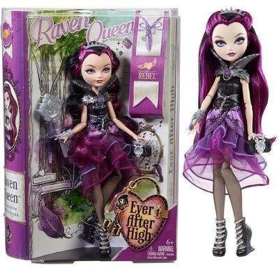Кукла Рэйвен Квин Базовая Ever After High Mattel, арт BBD42 есть ОЛХ