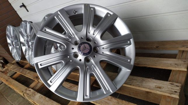 Felgi aluminiowe MERCEDES ML GL GLS GLE 19'' 5x112 ET62