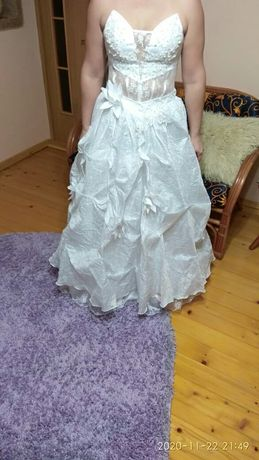 Плаття весільне, свадебне