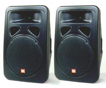 Неактивные колонки JBL EON1500 производство USA