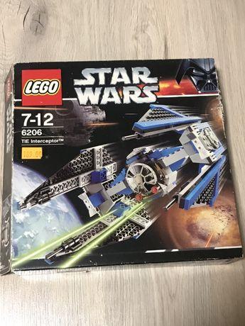 LEGO Star Wars ЛЕГО Звездные Войны истребитель империи