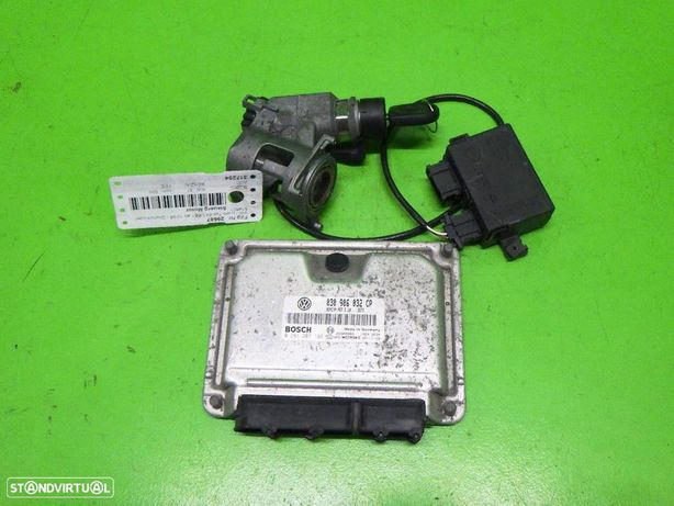 VW: 030906032CP Centralina VW LUPO (6X1, 6E1) 1.0