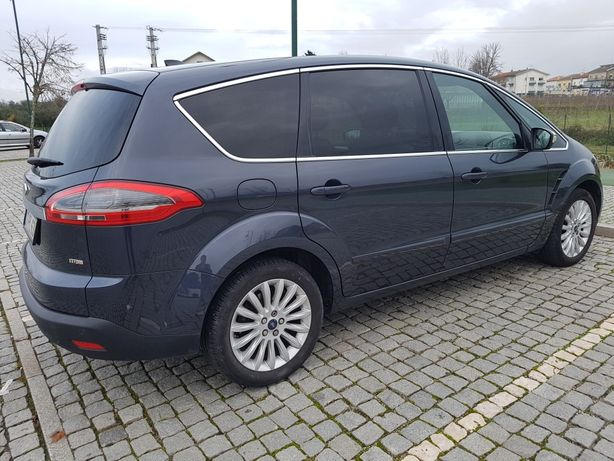 Ford S-max 2.0 TDCi Full extras 7 lugares