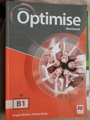 Optimise B1 Students Book i workbook