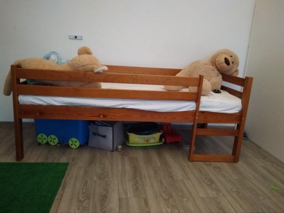 Łóżko z drabinką Łomża - image 1