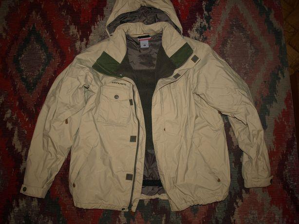 Мужская зимняя теплая куртка Columbia, 50-52
