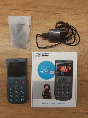 Telefon komórkowy MAXCOM Comfort MM751 DUŻE KLAWISZE DLA SENIORA