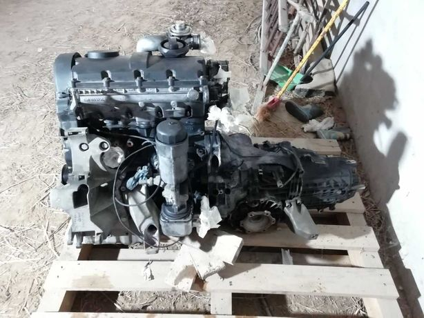 Motor 1.9TDI PD 115cv e caixa de 5 velocidades