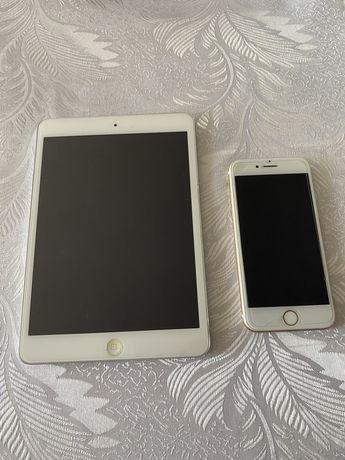 Iphone 7 +  Ipad