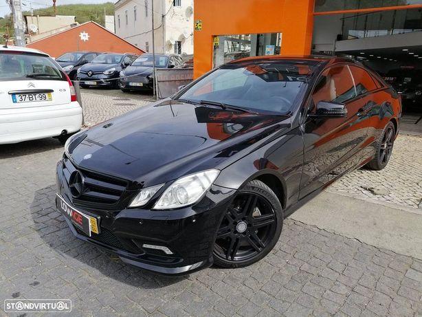 Mercedes-Benz E 350 CDI Coupe AMG NACIONAL